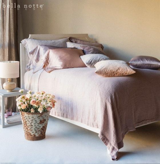 Lily Lane Home - Bella Notte Linens Powder