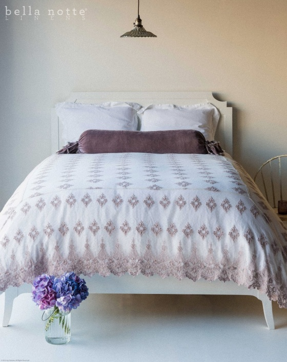 Lily Lane Home - Bella Notte Linens Powder Olivia