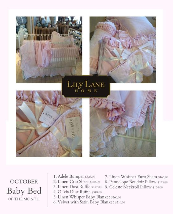 bella notte baby bed