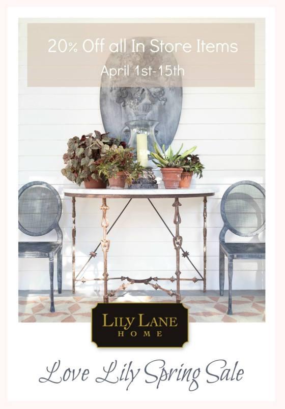 lily lane home